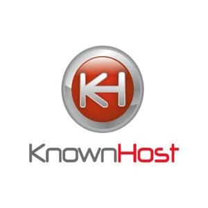 knownhost hosting slevové kupóny