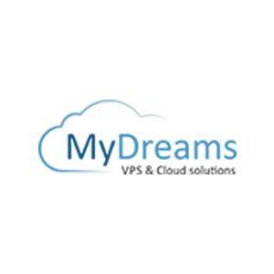 mydreams hosting slevové kupóny