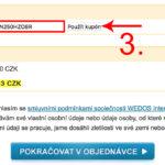 Wedos.cz kupón