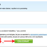 Jak uplatnit slevový kupón na Český-hosting.cz