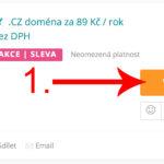 Jak použít slevy na Ebola.cz