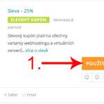 Jak aktivovat slevový kód Savana.cz