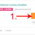 Jak využít slevu Webnode.cz