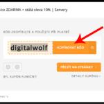 Jak aktivovat promo kupón na Stable.cz