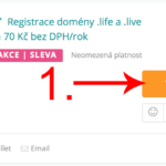 Jak uplatnit slevu na Stable.cz