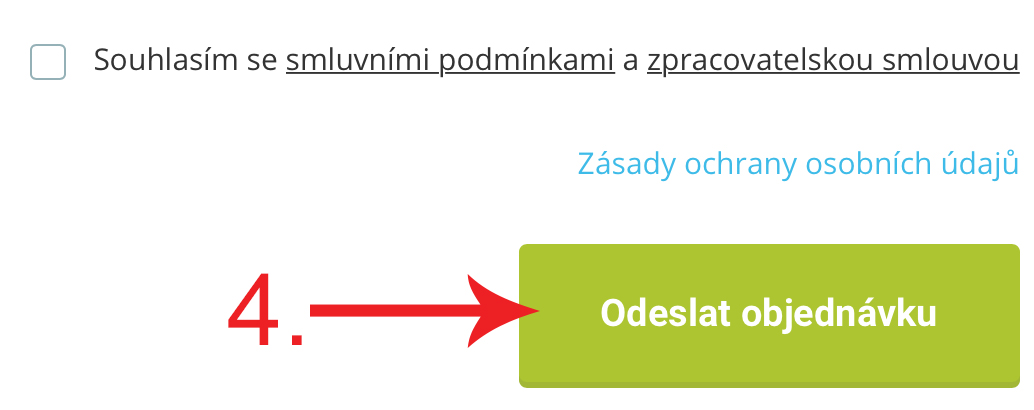 Jak použít promo kód Fastcentrik.cz