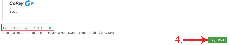 Jak uplatnit slevový kód na MyDreams.cz
