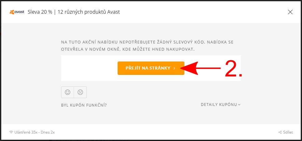 Sleva Avast.com